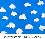 children's art project made... | Shutterstock . vector #1312662659