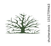 Logo Of Tree Roots. Without...