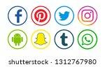 valencia  spain   january 10 ... | Shutterstock . vector #1312767980