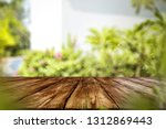 table background of free space... | Shutterstock . vector #1312869443