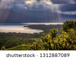 lake arenal from arenal volcano | Shutterstock . vector #1312887089