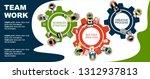 flat design illustration... | Shutterstock .eps vector #1312937813