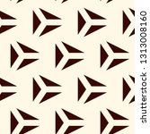 contemporary geometric pattern. ... | Shutterstock .eps vector #1313008160