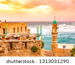 Old City Jaffa  Tel Aviv  Israel