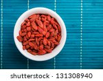 Dried Tibetan Goji Berries In...