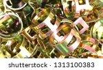 car spring hose clamp | Shutterstock . vector #1313100383