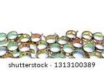 car spring hose clamp | Shutterstock . vector #1313100389