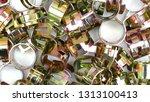 car spring hose clamp | Shutterstock . vector #1313100413