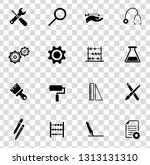 vector repairing tool symbols   ... | Shutterstock .eps vector #1313131310