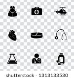 vector medical   health care... | Shutterstock .eps vector #1313133530