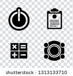 electronic devices illustration ... | Shutterstock .eps vector #1313133710
