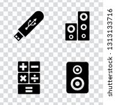 electronic devices illustration ... | Shutterstock .eps vector #1313133716