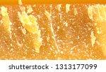 big piece of pure organic... | Shutterstock . vector #1313177099