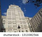 london   september 2016   high... | Shutterstock . vector #1313382566