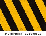 seamless concrete warning... | Shutterstock . vector #131338628