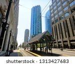 jersey city  nj   august 18... | Shutterstock . vector #1313427683