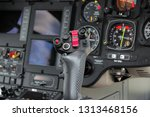 Helicopter Control Stick In...