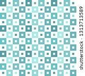 geometric pattern.vector... | Shutterstock .eps vector #1313713589