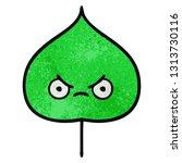 retro grunge texture cartoon of ... | Shutterstock .eps vector #1313730116