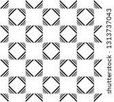geometric pattern. elegant... | Shutterstock .eps vector #1313737043