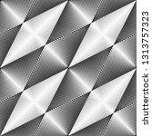 geometric seamless pattern ... | Shutterstock .eps vector #1313757323