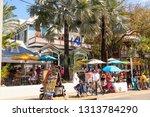 key west  florida   february 28 ... | Shutterstock . vector #1313784290