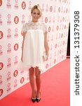 lydia bright arrives for the... | Shutterstock . vector #131379308