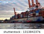 vancouver  bc  canada  ... | Shutterstock . vector #1313842376