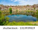 Montezuma Well National Monument in Arizona, USA