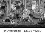 italy  sicily  mediterranean... | Shutterstock . vector #1313974280
