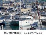 italy  sicily  mediterranean... | Shutterstock . vector #1313974283