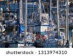 italy  sicily  mediterranean... | Shutterstock . vector #1313974310