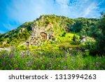 Telmessos Rock Tombs  Fethiye