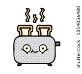 comic book style cartoon of a... | Shutterstock .eps vector #1314056480