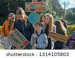 bournemouth  uk february 15 ...   Shutterstock . vector #1314105803