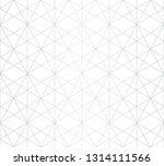 silver lines pattern. vector...   Shutterstock .eps vector #1314111566