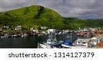 panorama of petty harbour... | Shutterstock . vector #1314127379