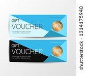 vector illustration gift... | Shutterstock .eps vector #1314175940