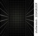 lines perspective room... | Shutterstock .eps vector #1314181319