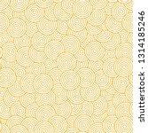 decorative seamless pattern... | Shutterstock .eps vector #1314185246