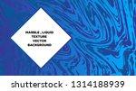 mixture of acrylic paints.... | Shutterstock .eps vector #1314188939