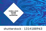 mixture of acrylic paints.... | Shutterstock .eps vector #1314188963
