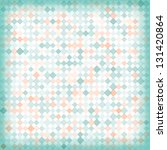 pattern with mixed small spots. ... | Shutterstock .eps vector #131420864