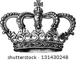 crown | Shutterstock .eps vector #131430248