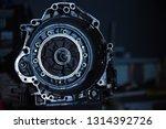 automatic gearbox repair | Shutterstock . vector #1314392726