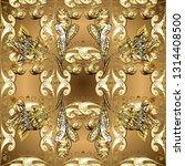 vector traditional orient... | Shutterstock .eps vector #1314408500