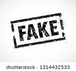 fake rubber stamp | Shutterstock .eps vector #1314432533