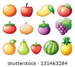 illustration of the diffrent... | Shutterstock . vector #131463284