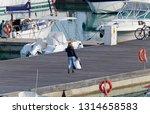 italy  sicily  mediterranean... | Shutterstock . vector #1314658583