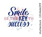 handmade lettering on...   Shutterstock .eps vector #1314666299